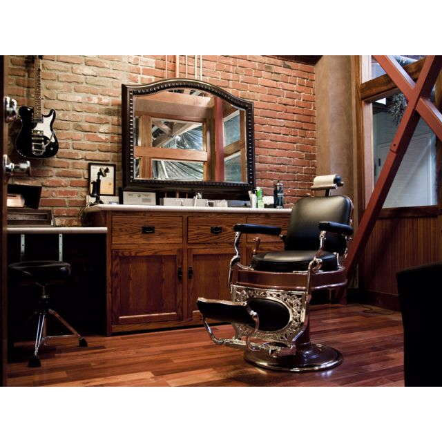 crewners the past future of barber shops wwwcrewnerscom - Barber Shop Design Ideas