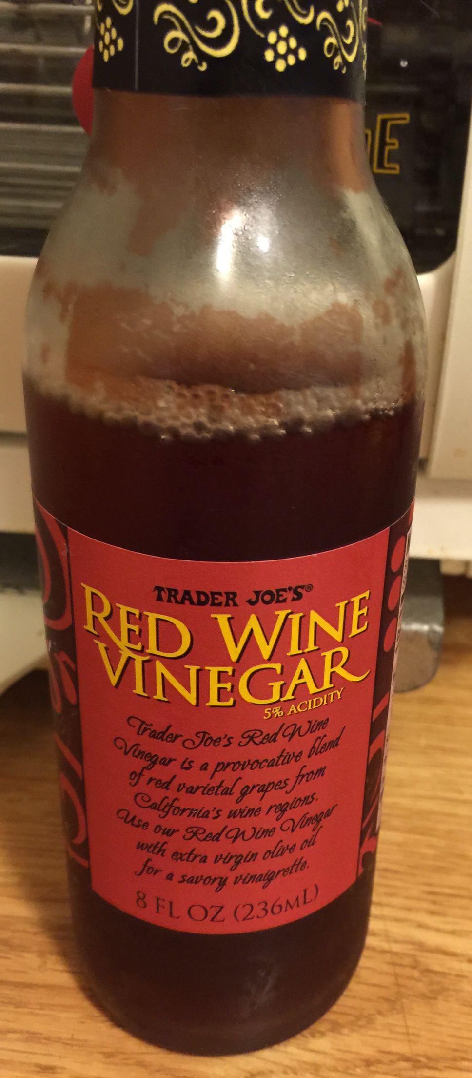 Red Wine Vinegar Red Wine Food Red Wine Vinegar