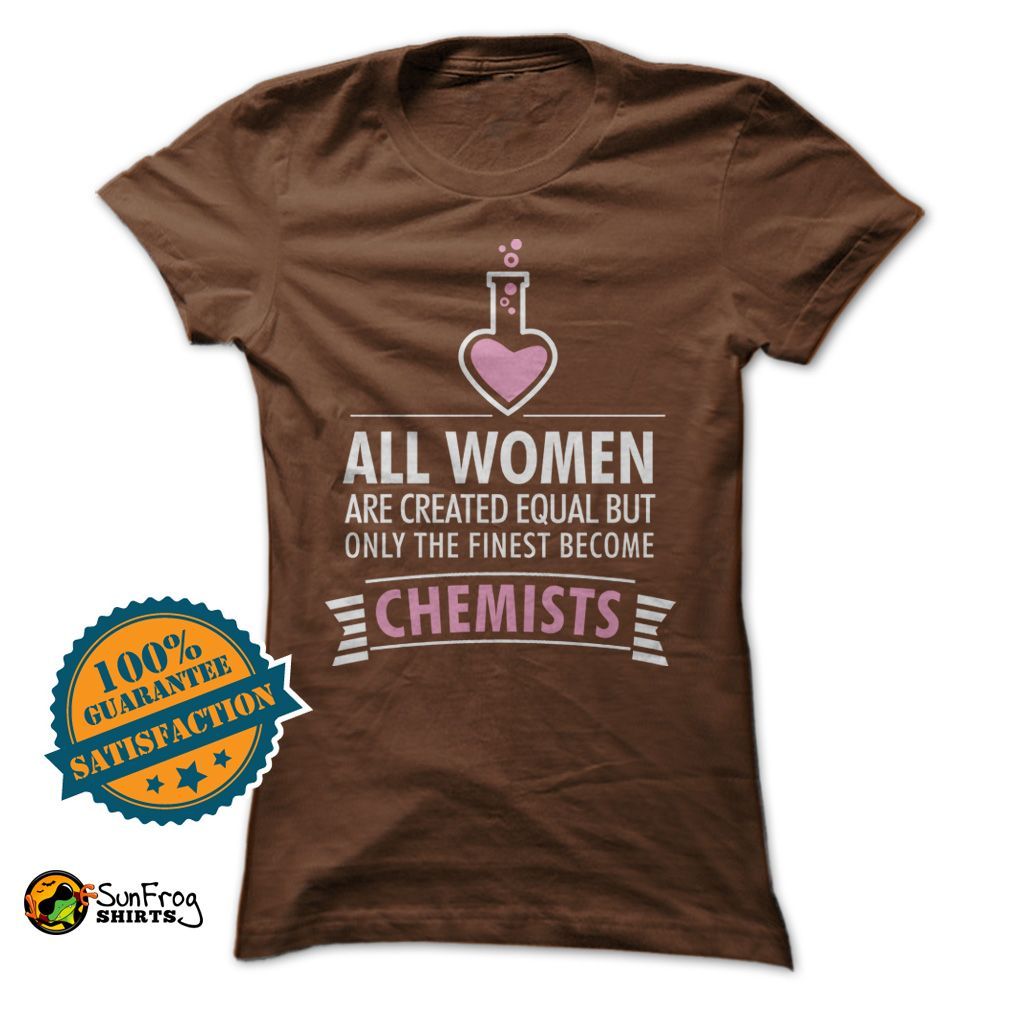 Finest Women Become Chemists, chemists, women