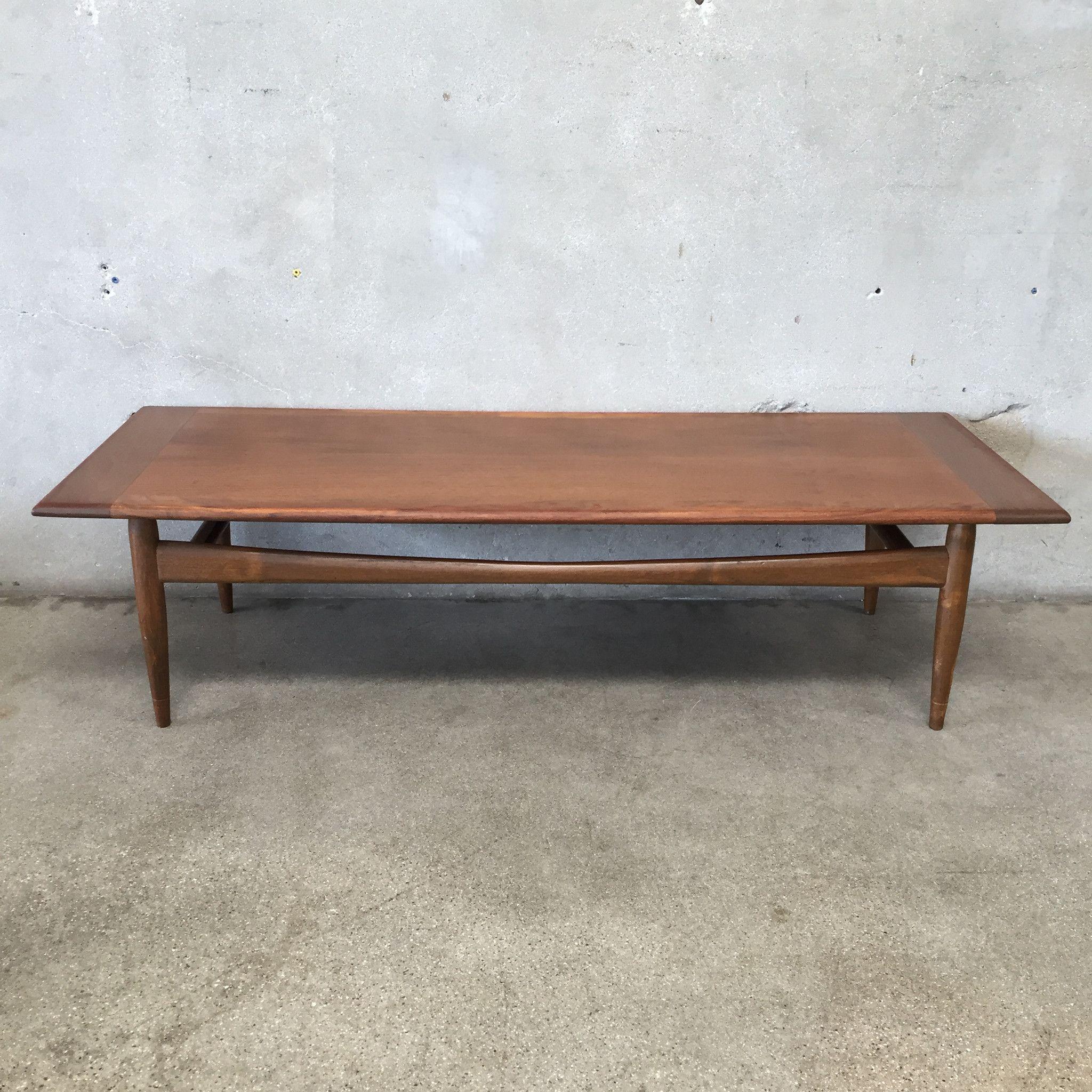 Mid Century Danish Modern Coffee Table 14 X 54 X 20 Danish Modern Danish Modern Table Furniture [ 2048 x 2048 Pixel ]