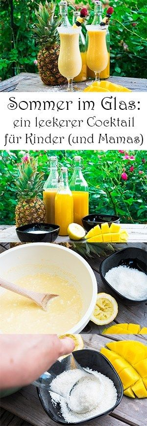 Photo of Coole Sommerdrinks – einfache Cocktails für Kinder (und Mamas) – MamaKreativ