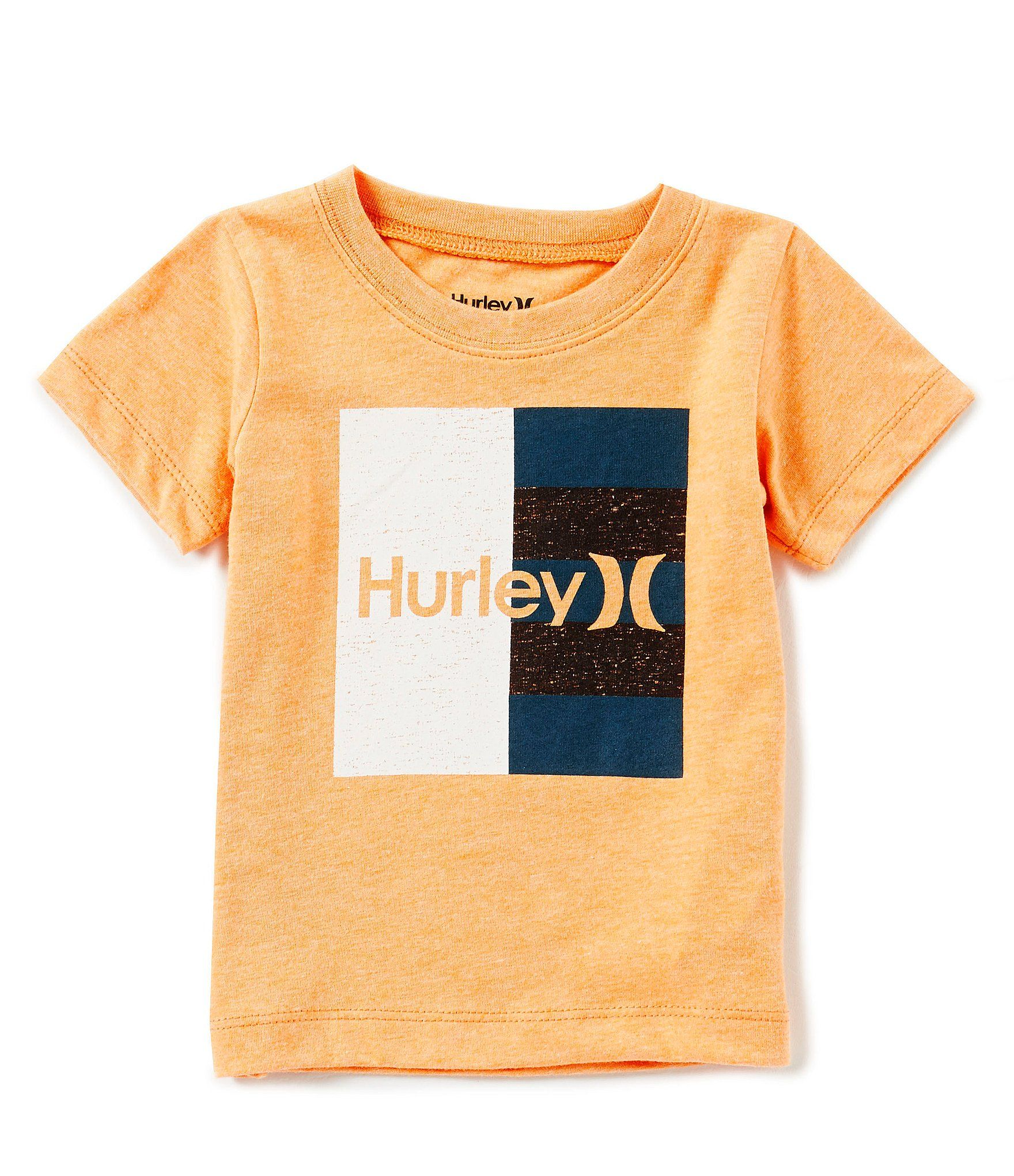 Shop for Hurley Baby Boys 12 24 Months Don´t Start Short Sleeve