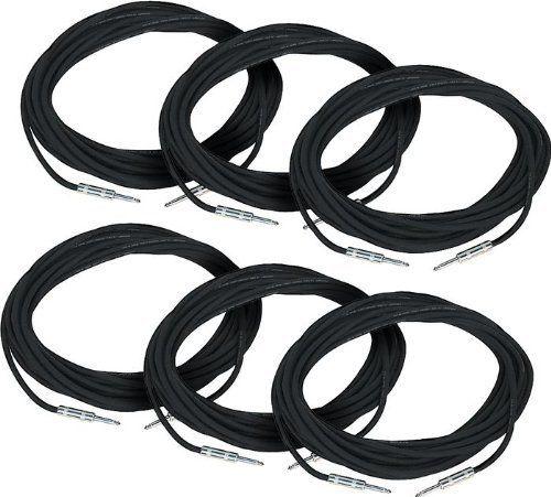 Rapco Horizon Speaker Cable 18 Gauge 20 Feet 6 Pack By Rapco 59 99