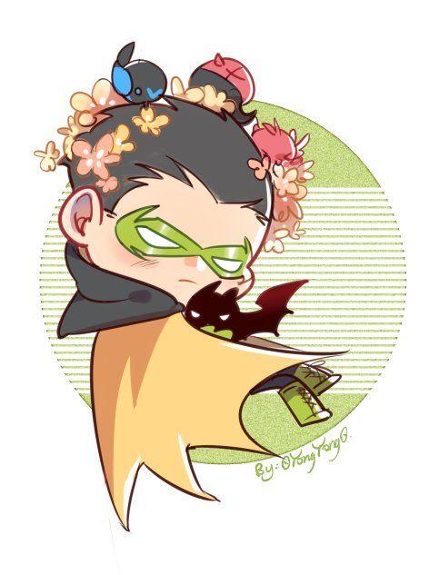 0yongyong0 on | Familia de murciélagos, Familia batman, Personajes dc