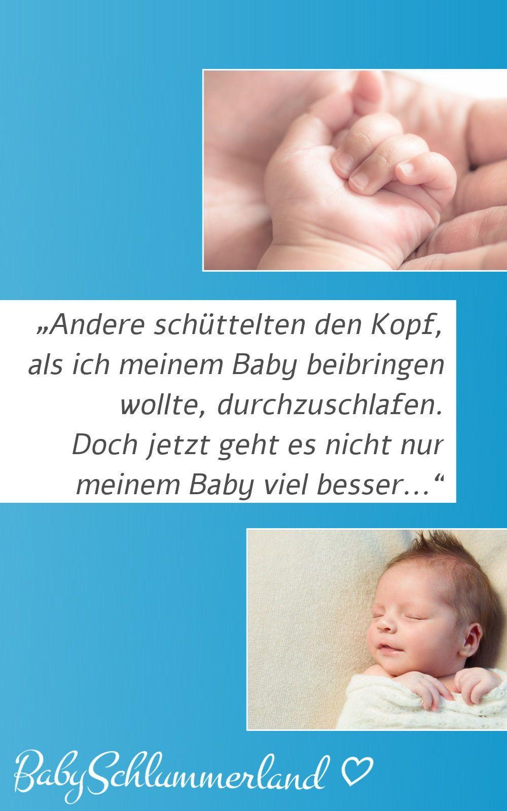 Baby 7 Monate Schläft Nicht Durch Hat Hunger