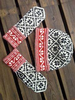 No. 575 pattern by Mirdza Slava