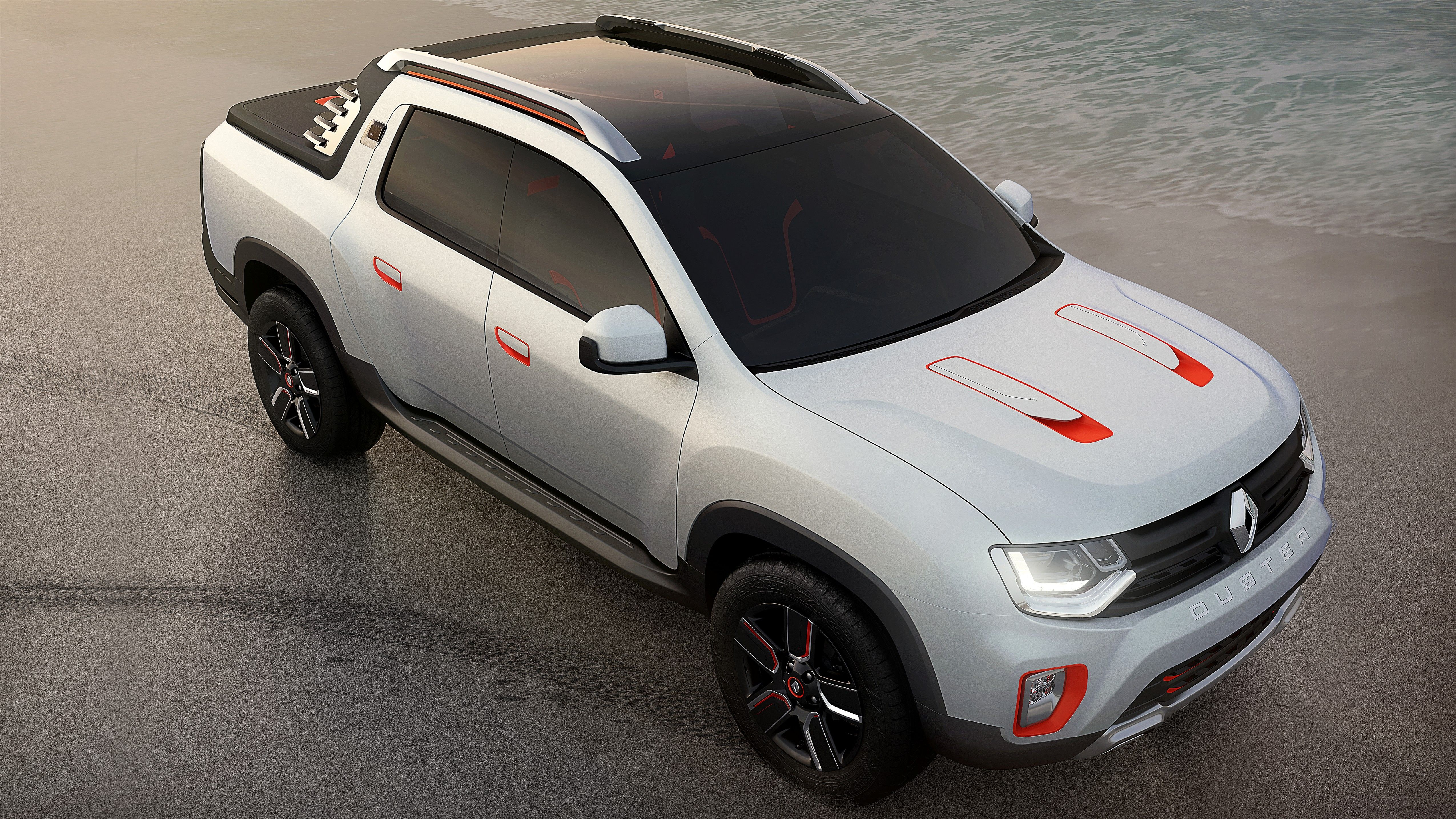 renault is set to unveil the duster oroch show car in a world