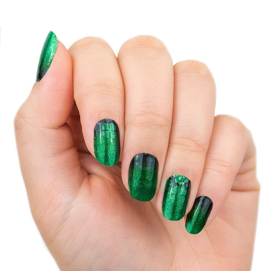 Clover and out color street in 2020 color street nails