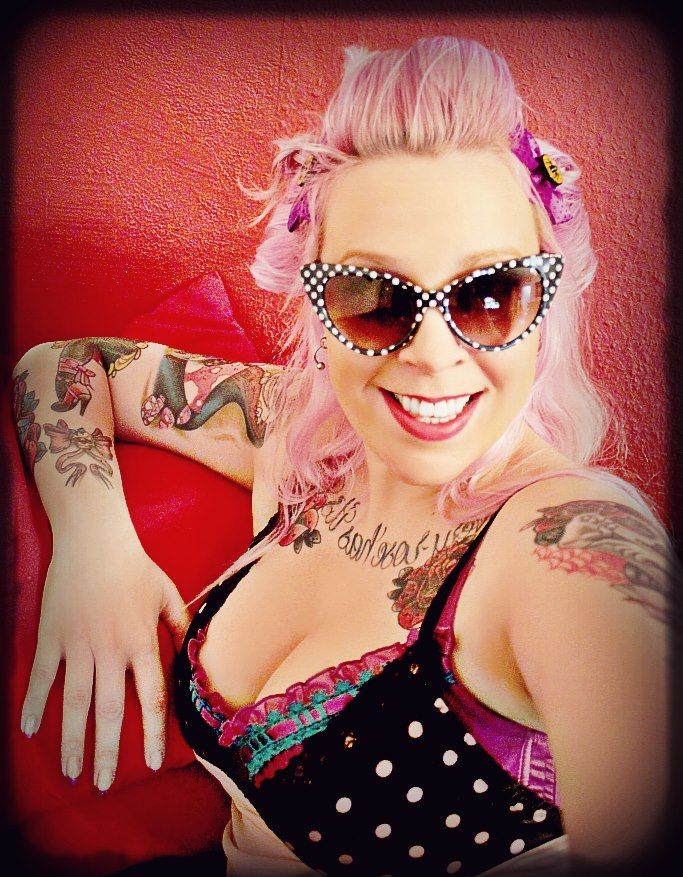 Trisha Rockabilly | Rockabilly, Note tattoo, Tattoos