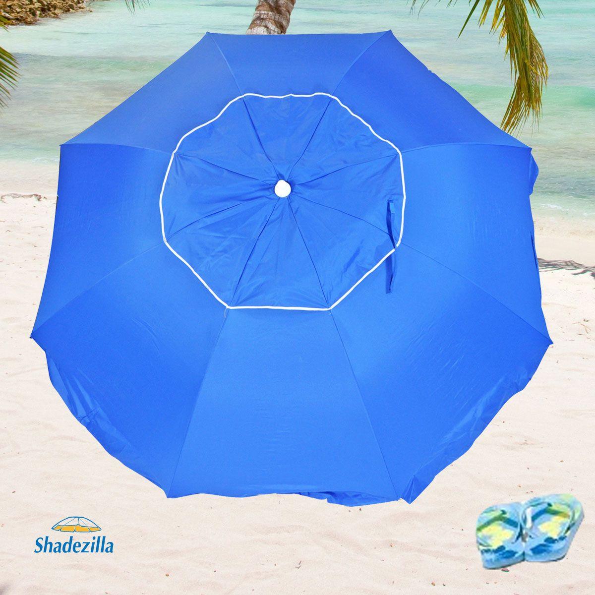9 Ft Heavy Duty Beach Umbrellas UPF100+ | Http://www.beachmall. Beach UmbrellaPatio  Umbrellas