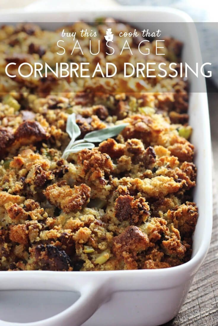 18 stuffing recipes for thanksgiving with sausage cornbread dressing ideas