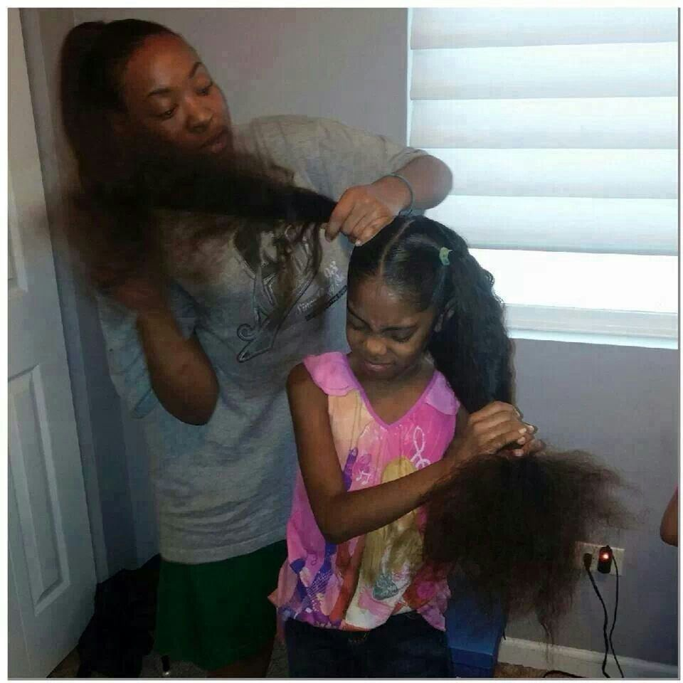 Tender Headed Natural Hair