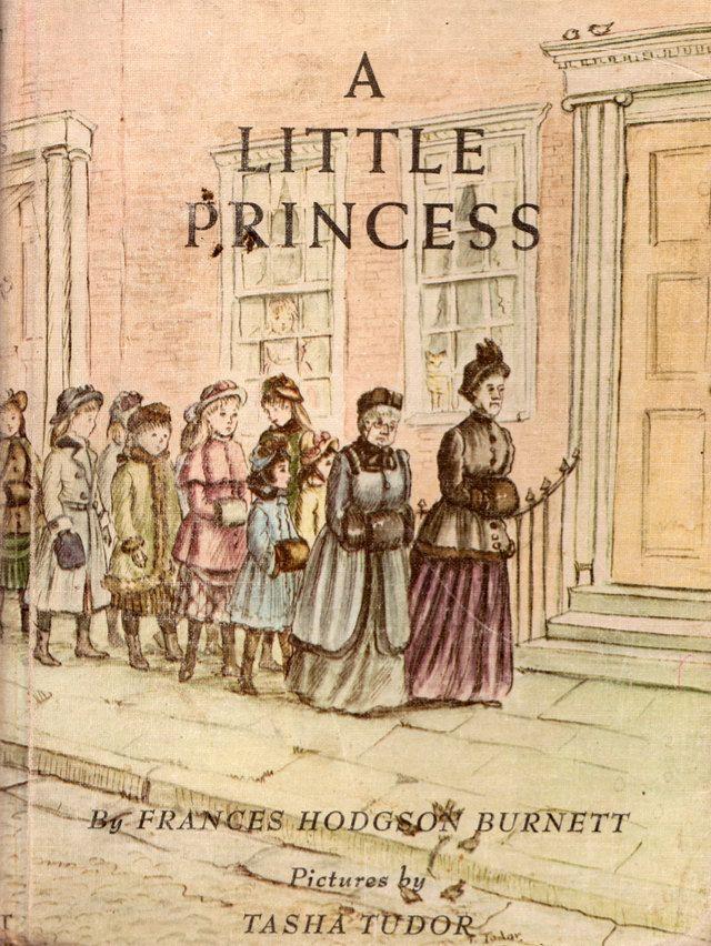 A little princess by frances hodgson