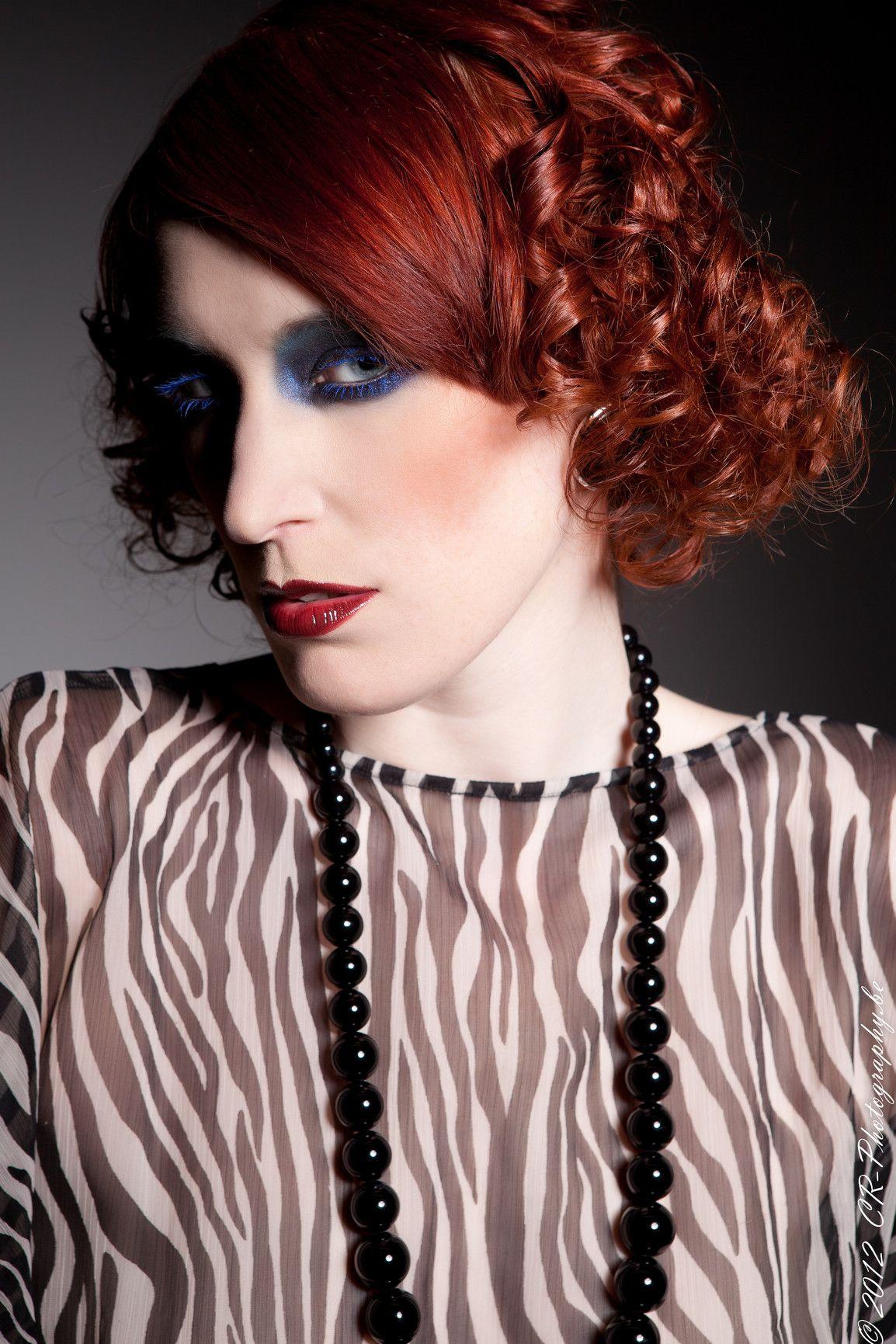 Photographer: Thomas Croonen Mua and hair: Sarina Mannaert