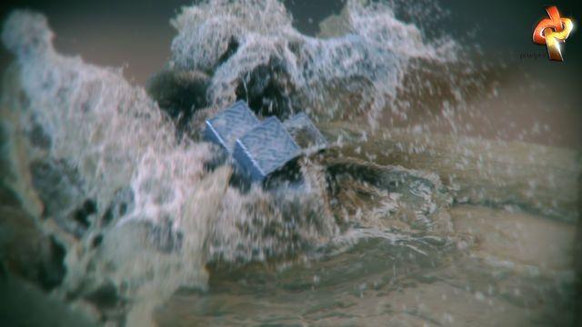 Realflow Splash & Foam