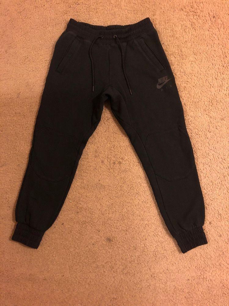 Nike Youth Boys Tech Fleece Jogger Sweatpants Sz XS Solid
