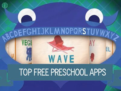 3 *FREE* must have reading apps for preschoolers