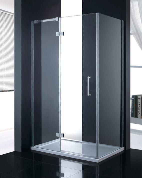 Fortuna Elite 8mm Frameless Pivot Shower Door Enclosure 1200mm Shower Doors Shower Doors Enclosures Shower Room