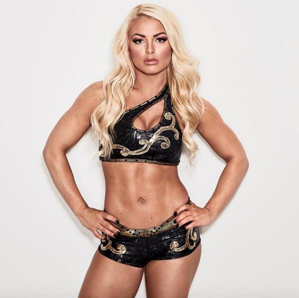 Mandy Rose Superstar Women Wwe