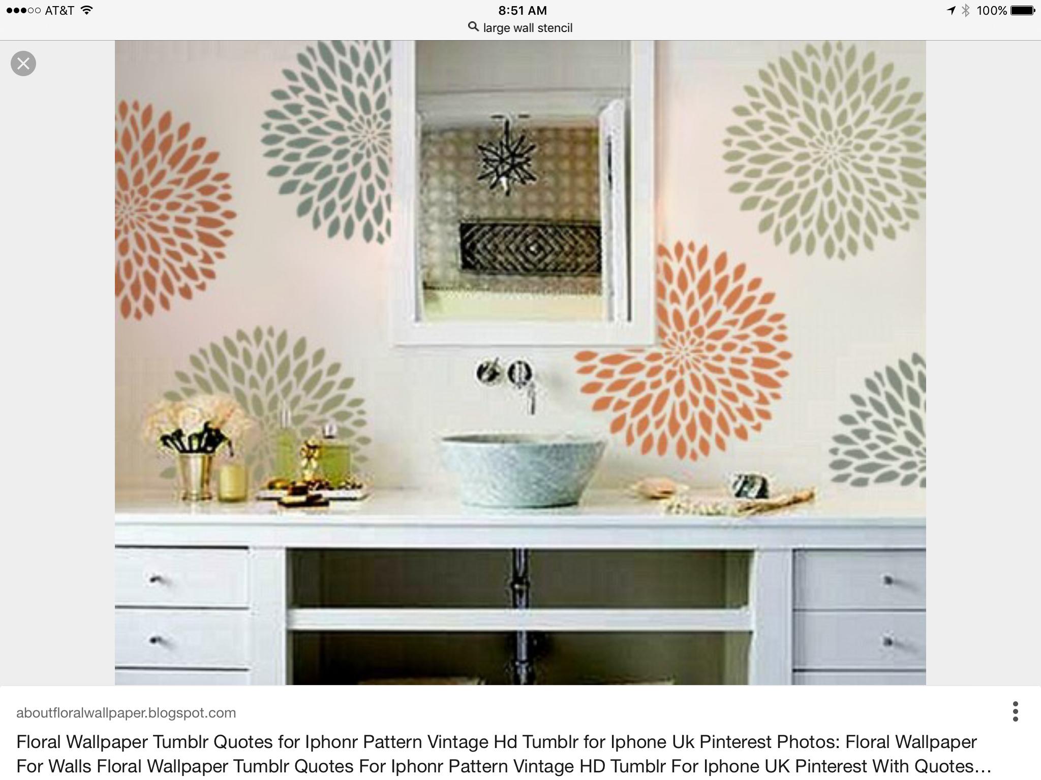 Pin by Cindy Jaeger on Stencils/Wallpaper   Pinterest