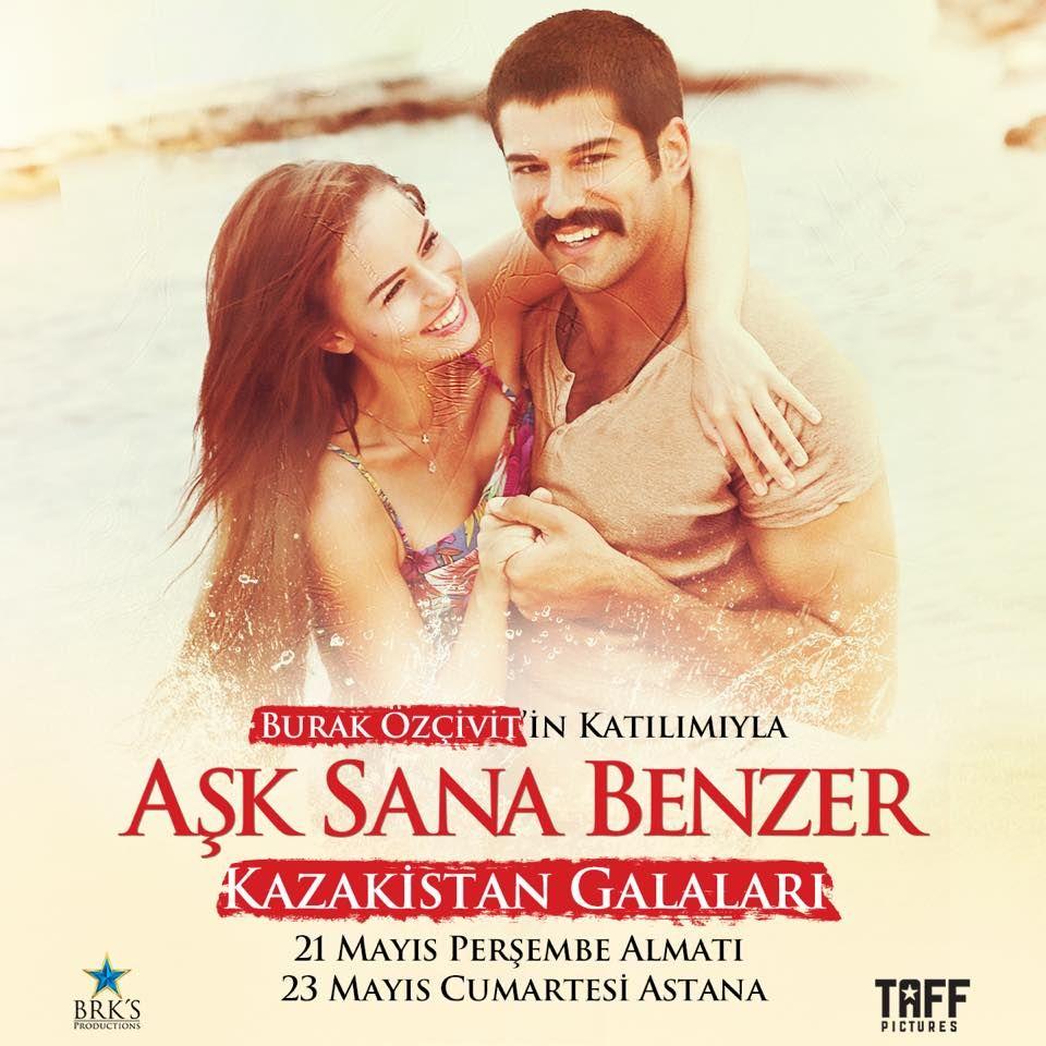 Ask Sana Benzer 21 05 2015 Kazakistan Almati Biletler Http Bit Ly 1h5p3e7 Af Media Gmbh Lyubov Pohozha Na Tebya 21 Maya V Kinocentre Arman Projd Ask Insan