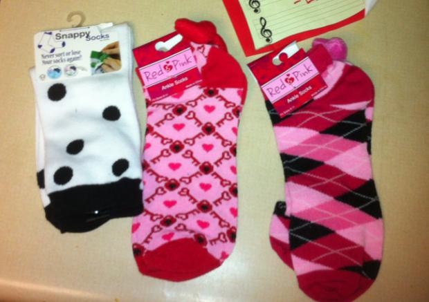 Super Cute Socks!! - Socks Exchange - redditgifts