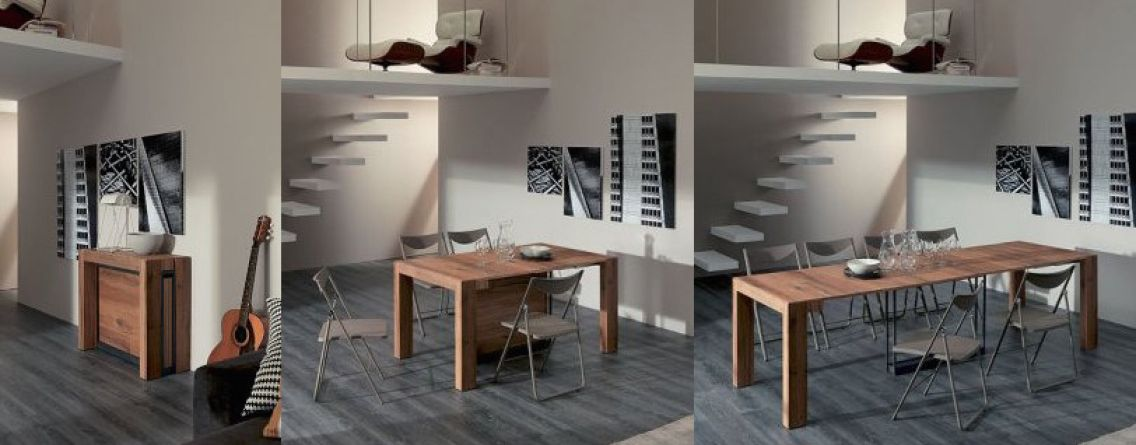 Delicieux Expanding Tables For Small Spaces