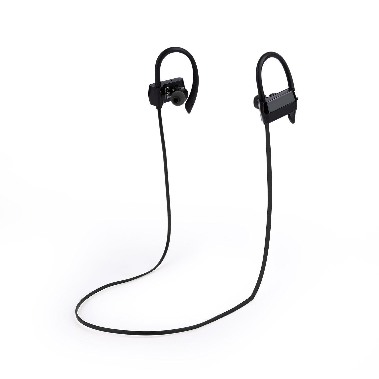 Wireless Waterproof Sport Headset, LESHP Runner Wireless