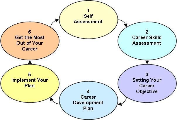 The Process Of Career Development  Assessments