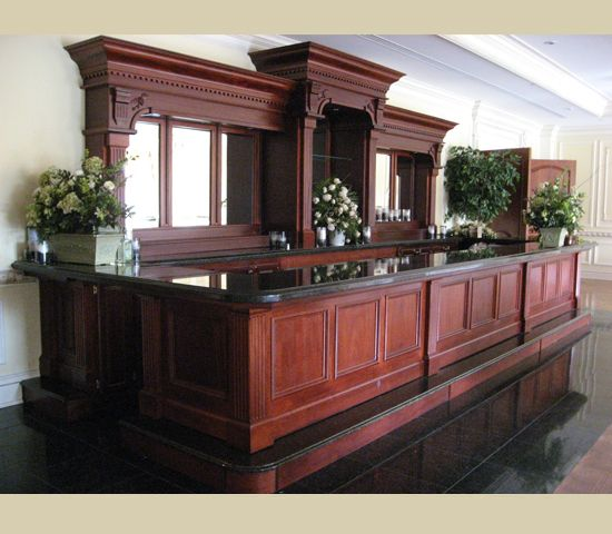 Commercial Bars, Residential Bars, Portable Bars, Wood Furniture ...