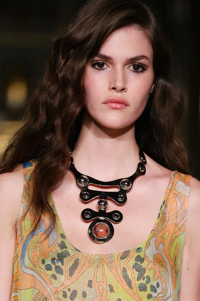 Emilio Pucci Spring 2015 Ready-to-Wear - Details - Gallery - Look 1 - Style.com