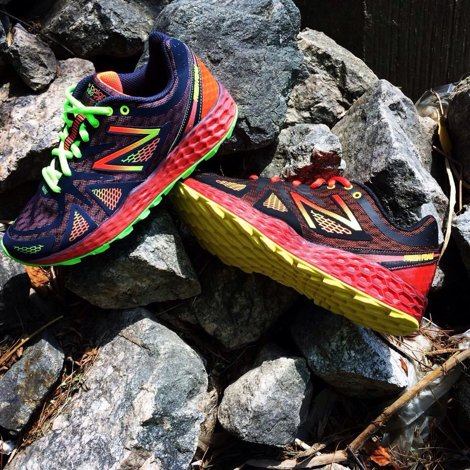 New Balance Fresh Foam Trail Running 980's (With images ...