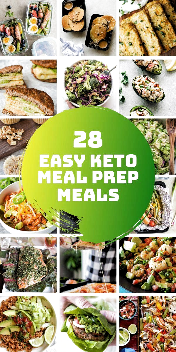 Photo of Looking for easy keto meal prep for beginners