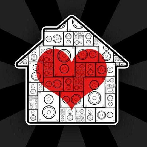 I love House Music House music, I love house, House