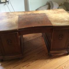 Gebraucht Schreibtisch antik in Heidelberg um € 290,00 ...