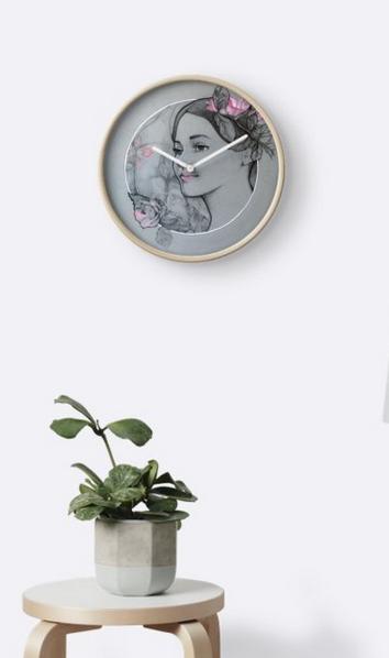 horloge de pandora