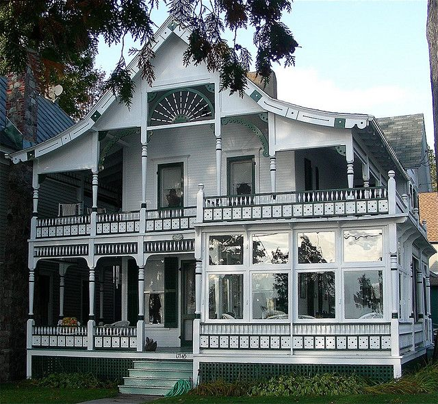 Thousand Island Park, Summer Cottage