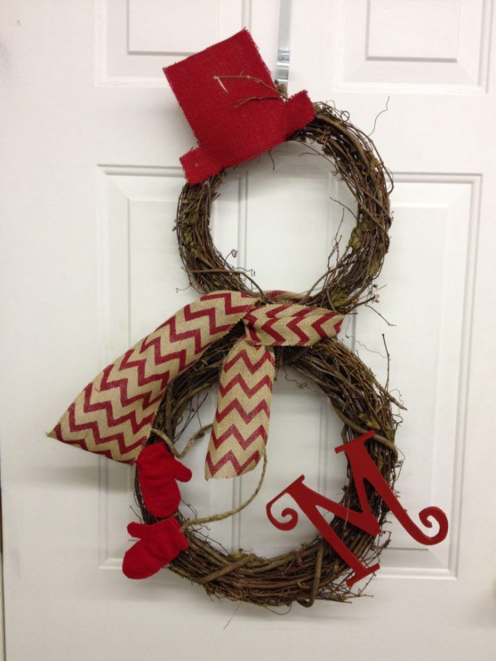 70 Inspiring Christmas Wreath Decorating Ideas Youu0027ll Love   EcstasyCoffee
