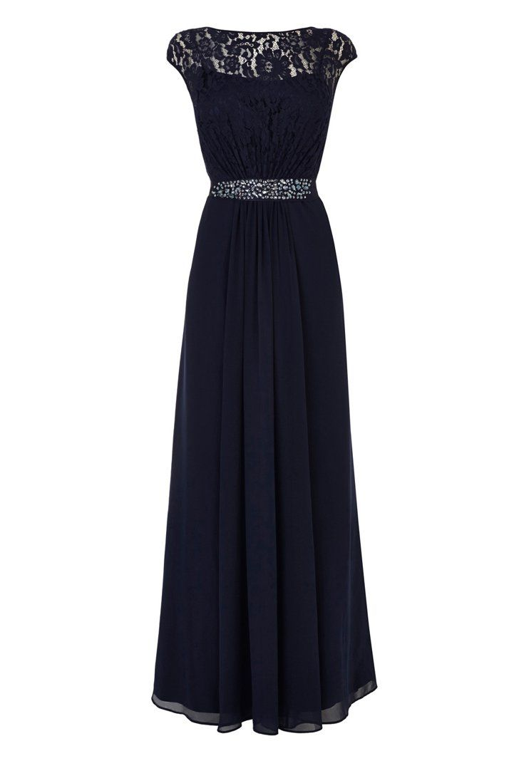 The Best Black-Tie Gowns For Festive Formal Parties | Black tie gown ...