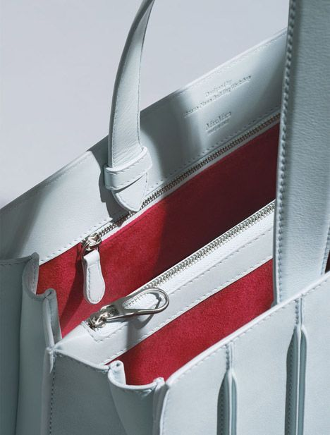 The Whitney bag by Renzo Piano