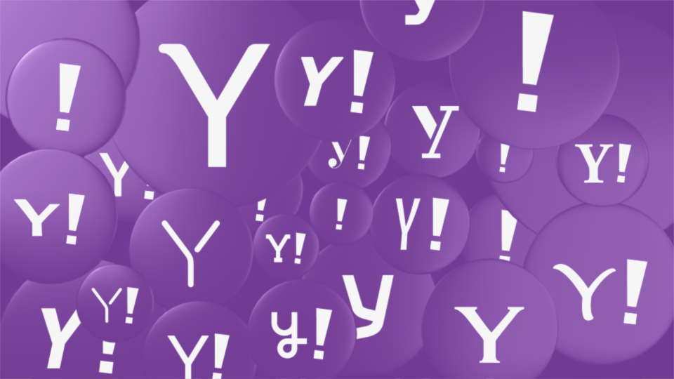 Is Yahoo Lost in Brand Identity? / 30 Days of Change
