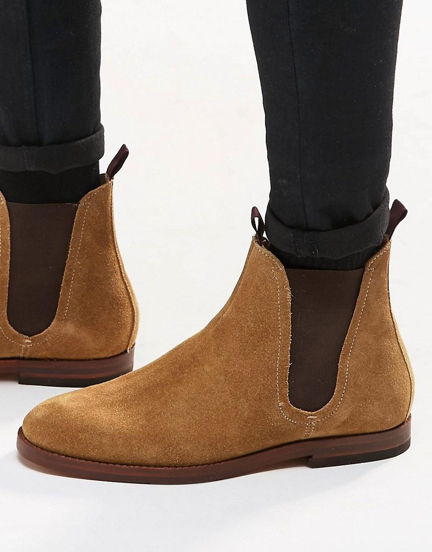 Buy Limited Edition Mens H By Hudson 'tamper' Chelsea Boots Sale