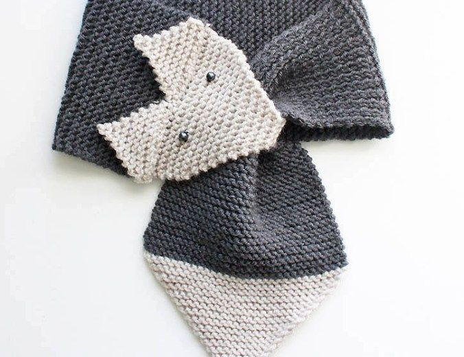 Easy Mittens Knitting Pattern Free By Blogger Gina Michele Flat