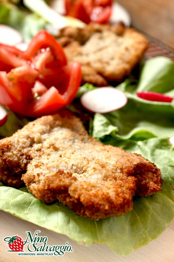 Nino's Pork Schnitzel Recipe