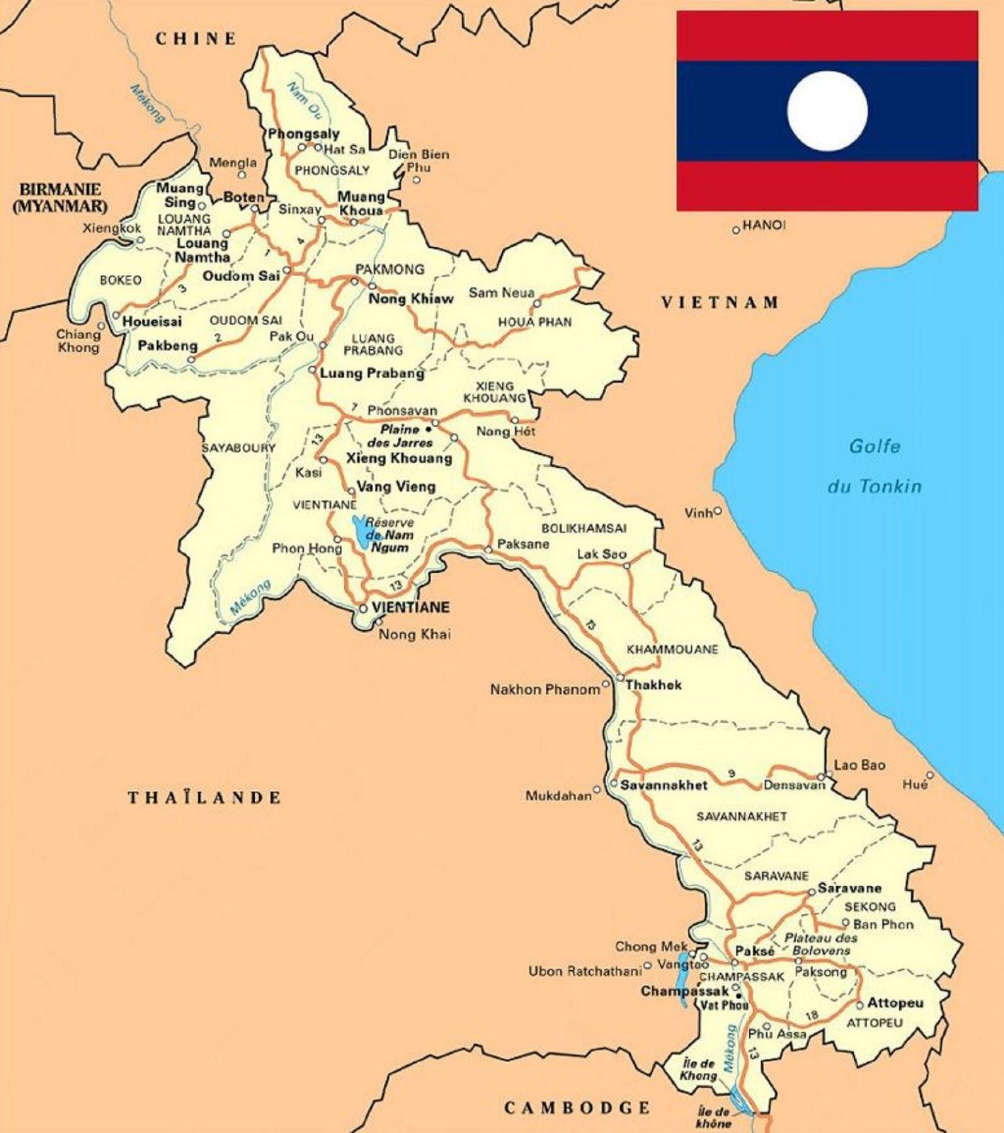 Peta Negara Laos Gambar Hd Lengkap Dan Keterangannya Peta Laos Wallpaper Ponsel