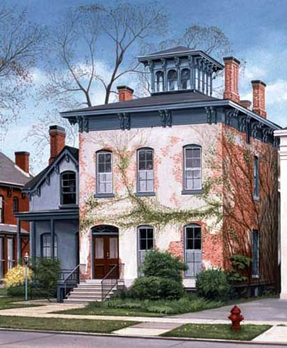 An Italianate With Picture Perfect Ivy Dream Homes