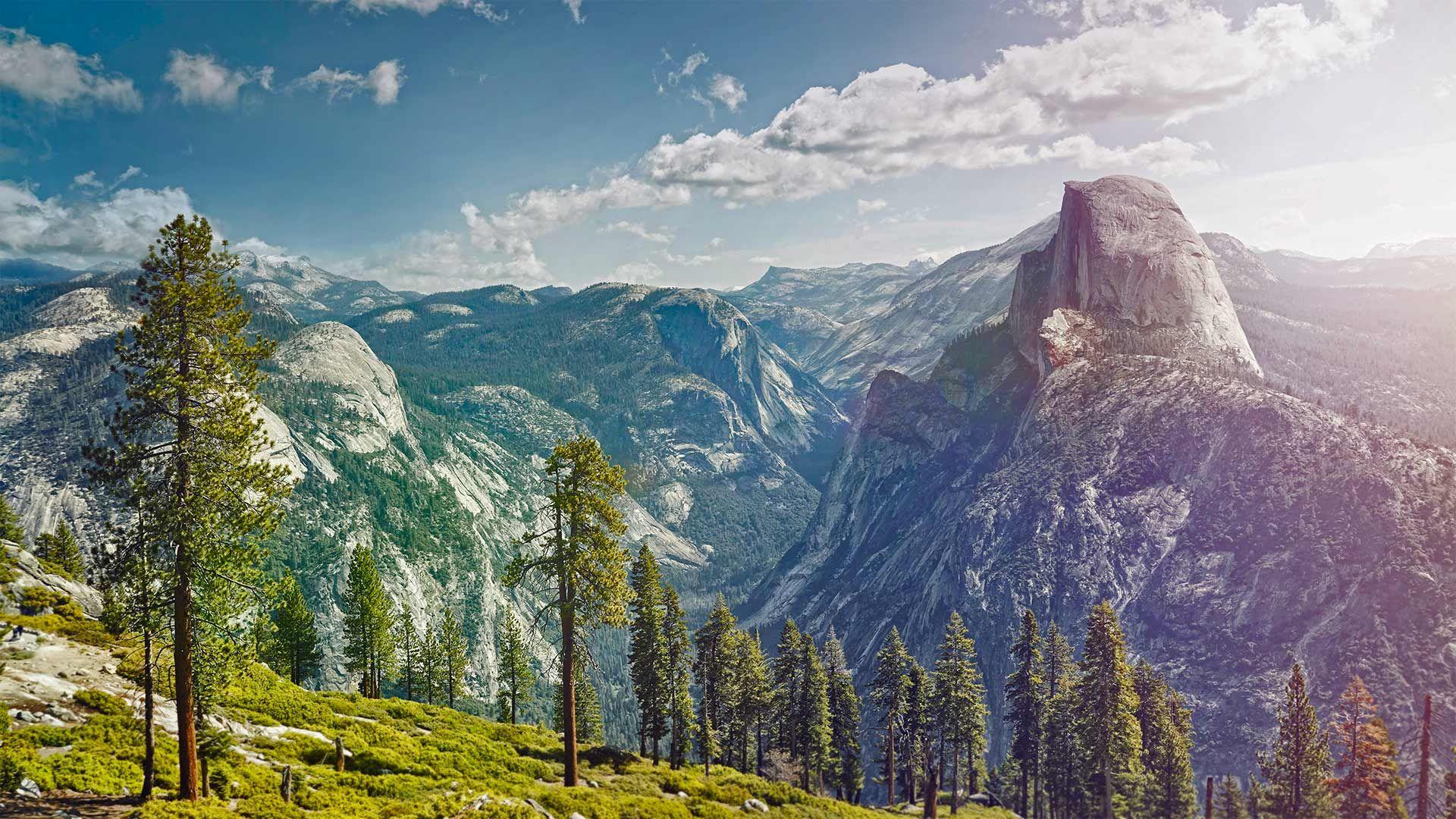 Yosemite National Park, California (© James O'Neil/Getty