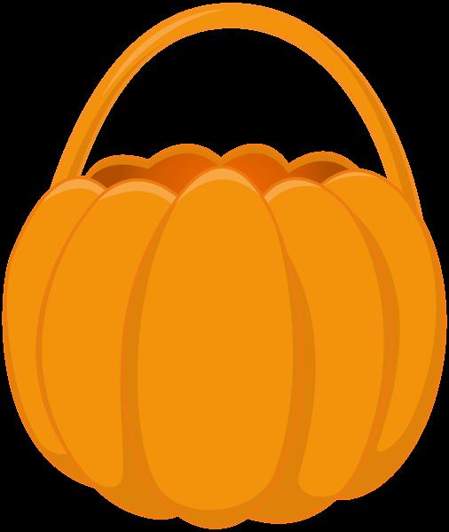 Halloween Basket Pumpkin Png Clip Art Pumpkin Png Halloween Baskets Clip Art