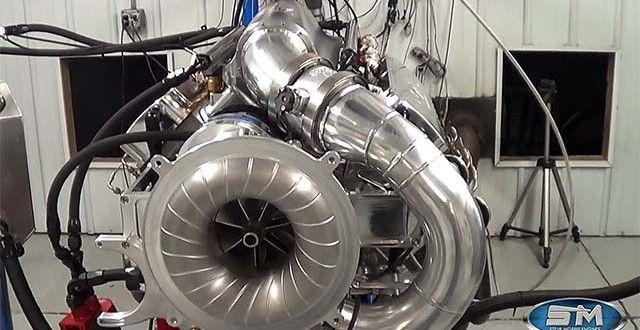 Steve Morris Engines Builds 3,000 HP Supercharged Big Block - Power