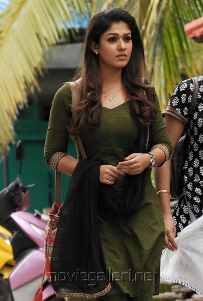 Nayantara | Beautiful Celebrities | Indian dresses, Indian ...
